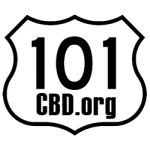 101 CBD logo 250