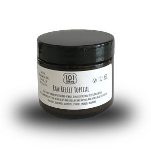 Raw Relief CBD Topical