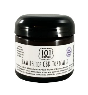 Raw Relief Topical