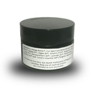Raw Renew CBD Face Cream