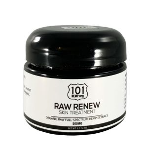 Raw Renew Skin Treatment