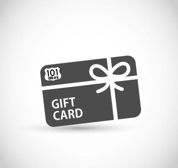 101 CBD Gift Card