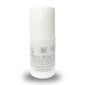 Raw Relief CBD Roll-On