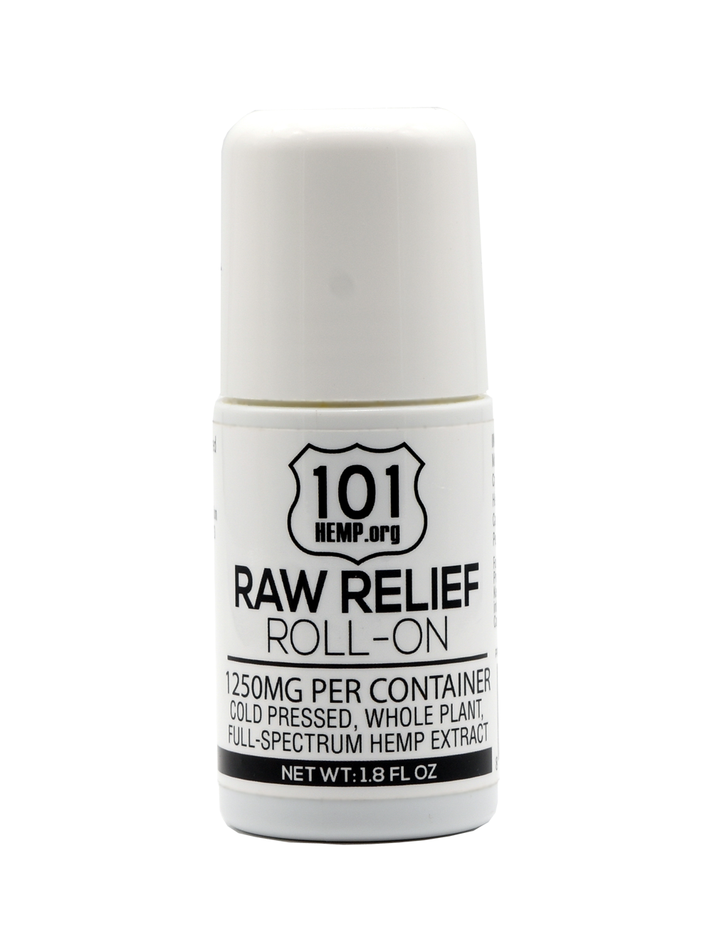 raw relief cbd roll on 1250mg