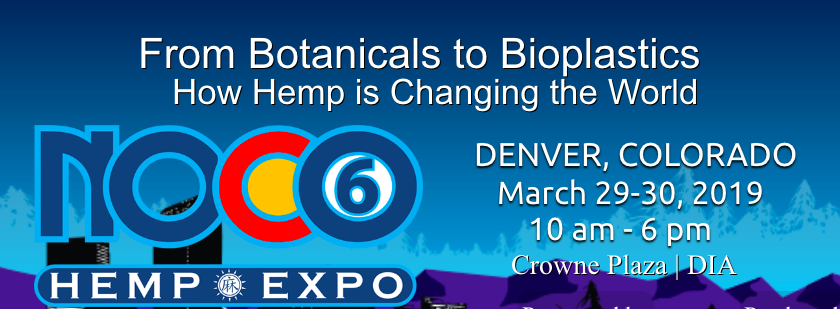 101 CBD at the NOCO Hemp Expo
