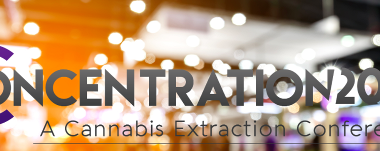 101 CBD at CONCENTRATION: A Cannabis Extraction Conference