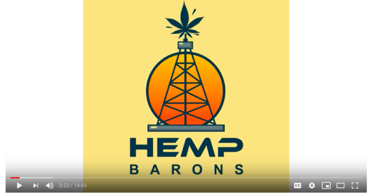 Listen to 101 CBD on Hemp Barons