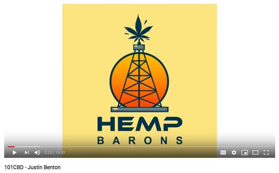 Listen to 101 CBD on Hemp Barons