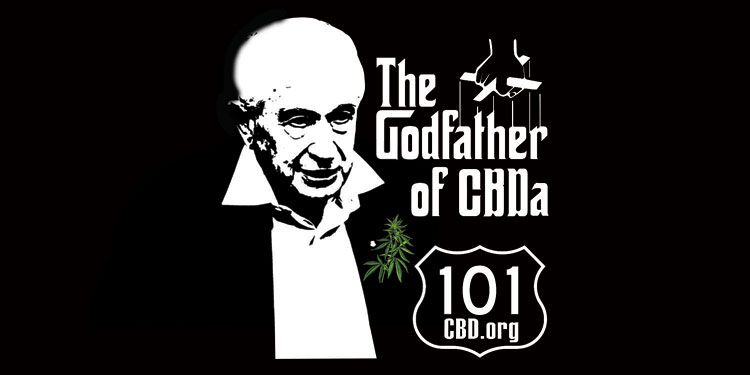 The Godfather of CBD, Dr. Mechoulam is set to Define the CBDa Industry, Again