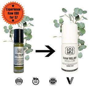 CBD Roll-On Monthly Subscription