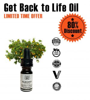 get back to life oil
