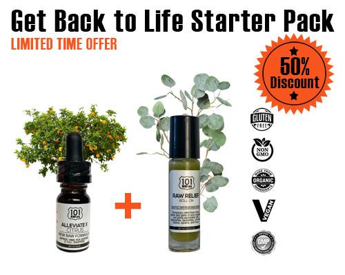 get back to life starter kit