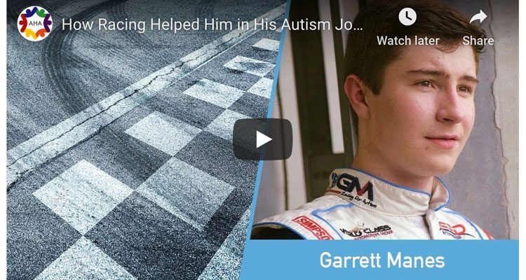 Garrett Manes:  Autism Diagnosis or Not, He's Living His Dream and Inspiring the Dreams of Many Others