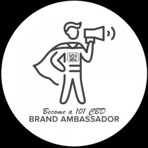 101 CBD Brand Ambassador